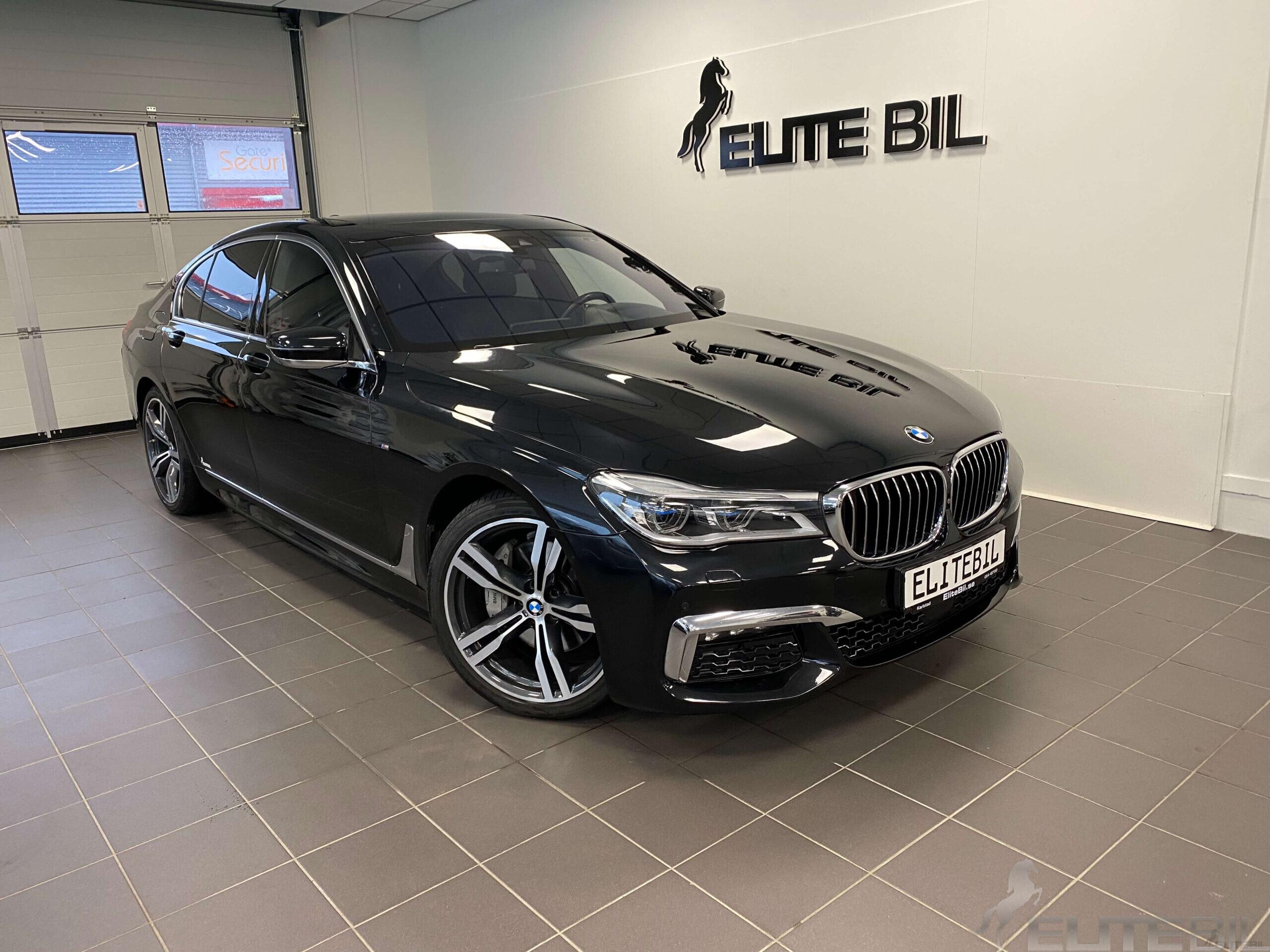 BMW 730 D xDrive M-Sport Executive /Innovation pkt Bör Ses
