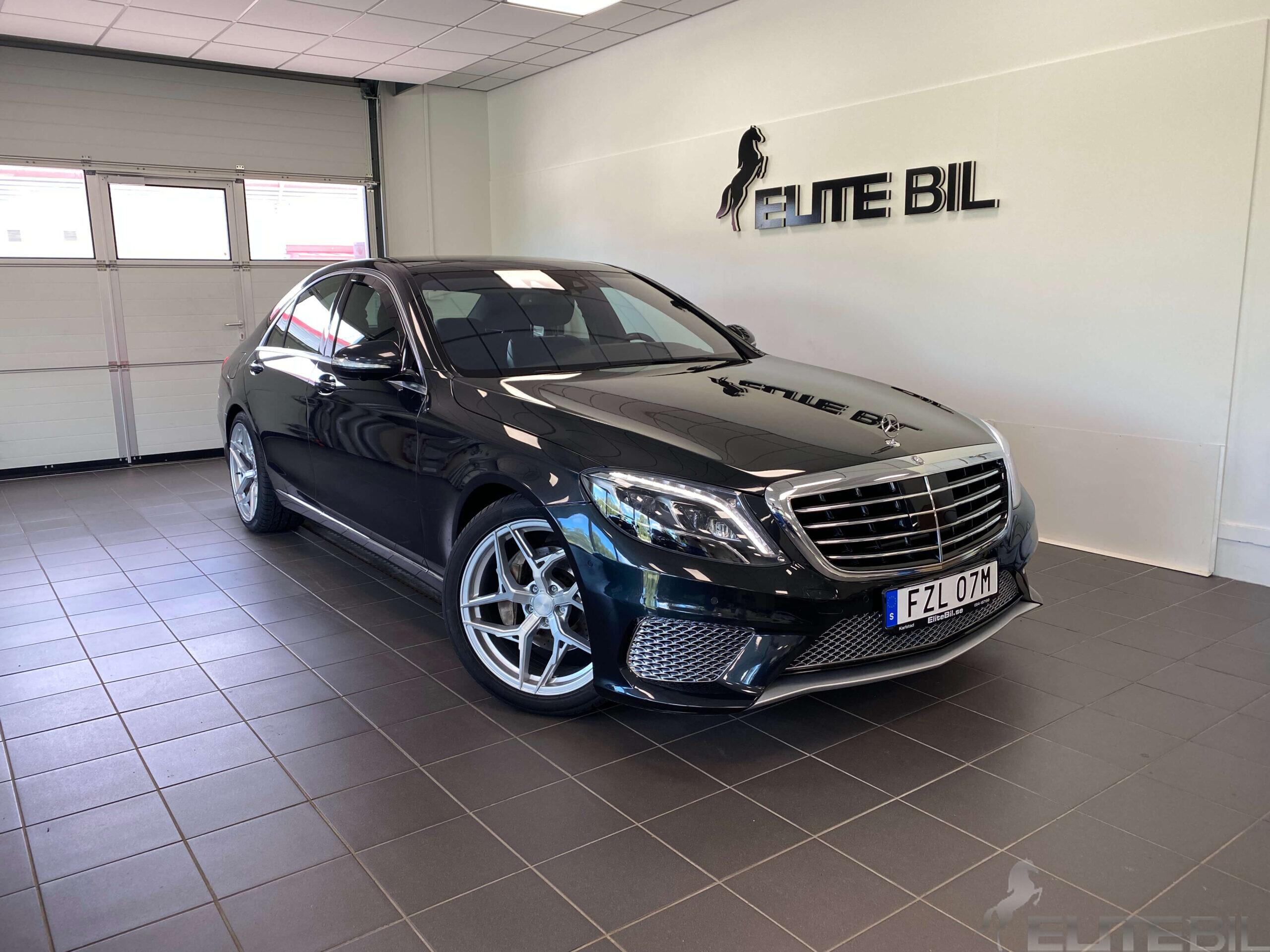 Mercedes-Benz S 350D AMG 63 optik 20″ Bör Ses