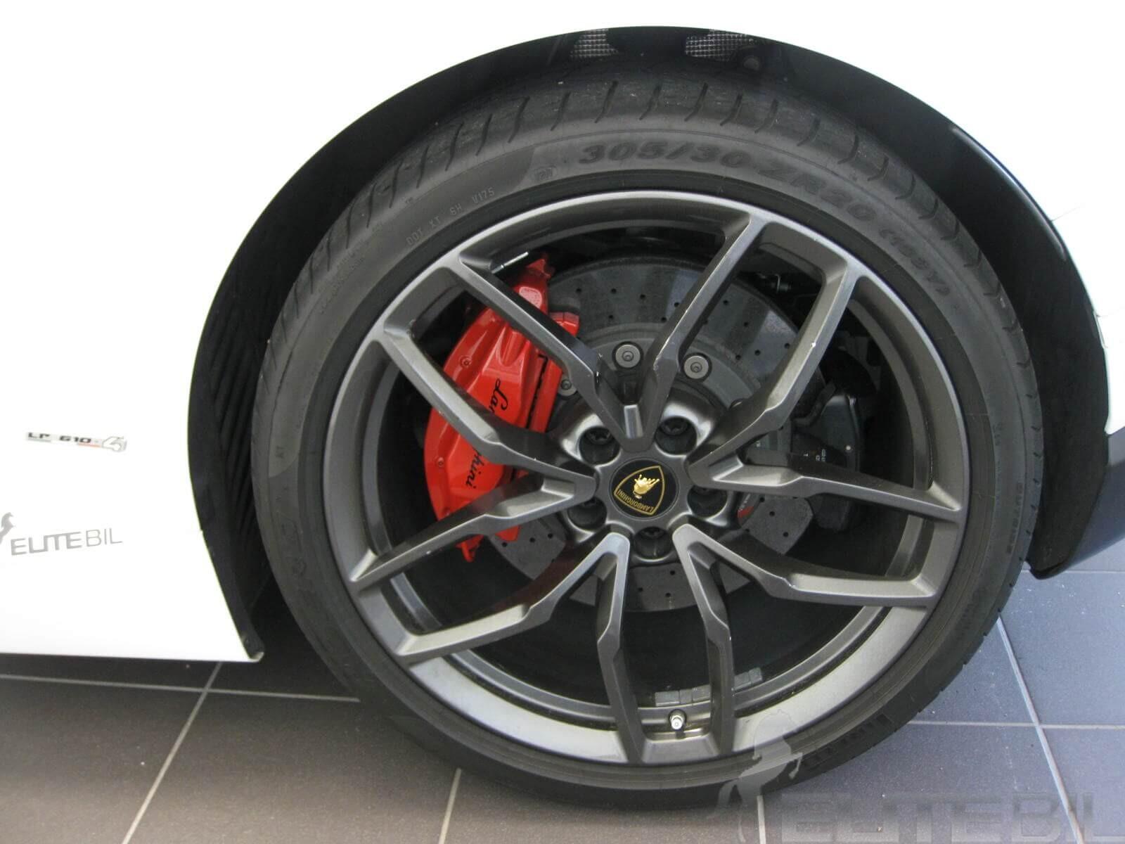 Lamborghini Huracán LP 610-4 DCT 610hk (25)
