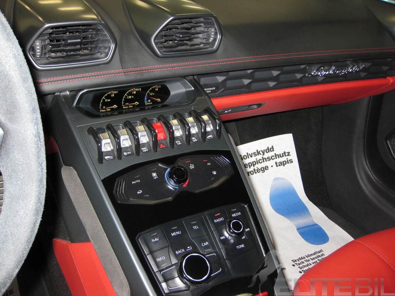 Lamborghini Huracán LP 610-4 DCT 610hk (9)