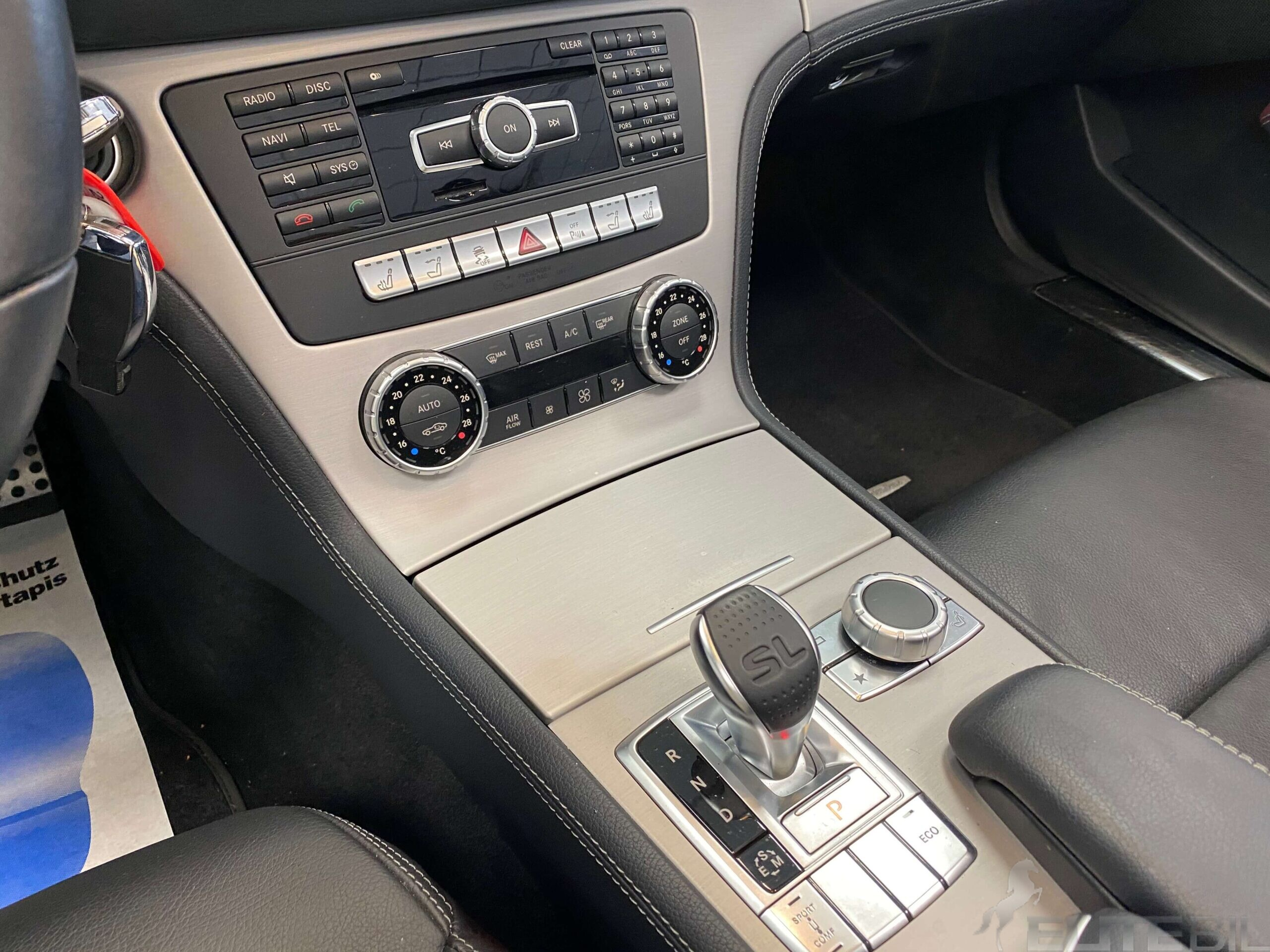 Mercedes-Benz SL 350 7G-Tronic 306hk Bör Ses (14)