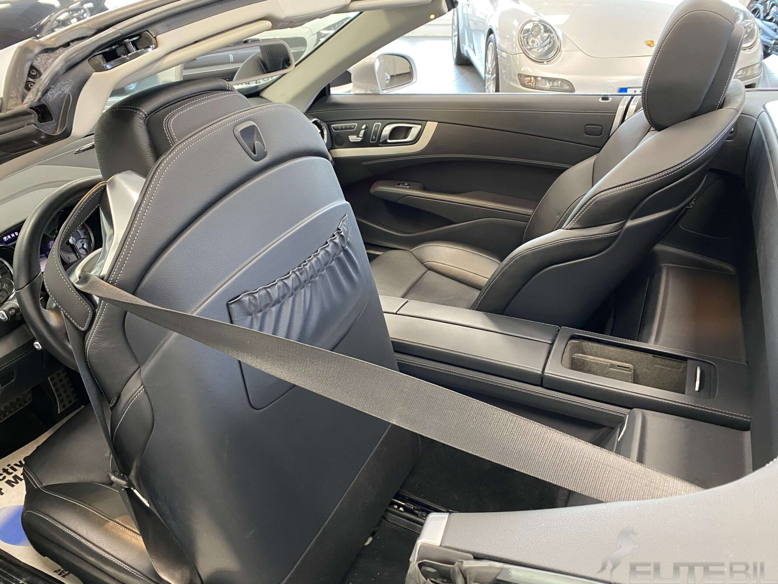 Mercedes-Benz SL 350 7G-Tronic 306hk Bör Ses (18)