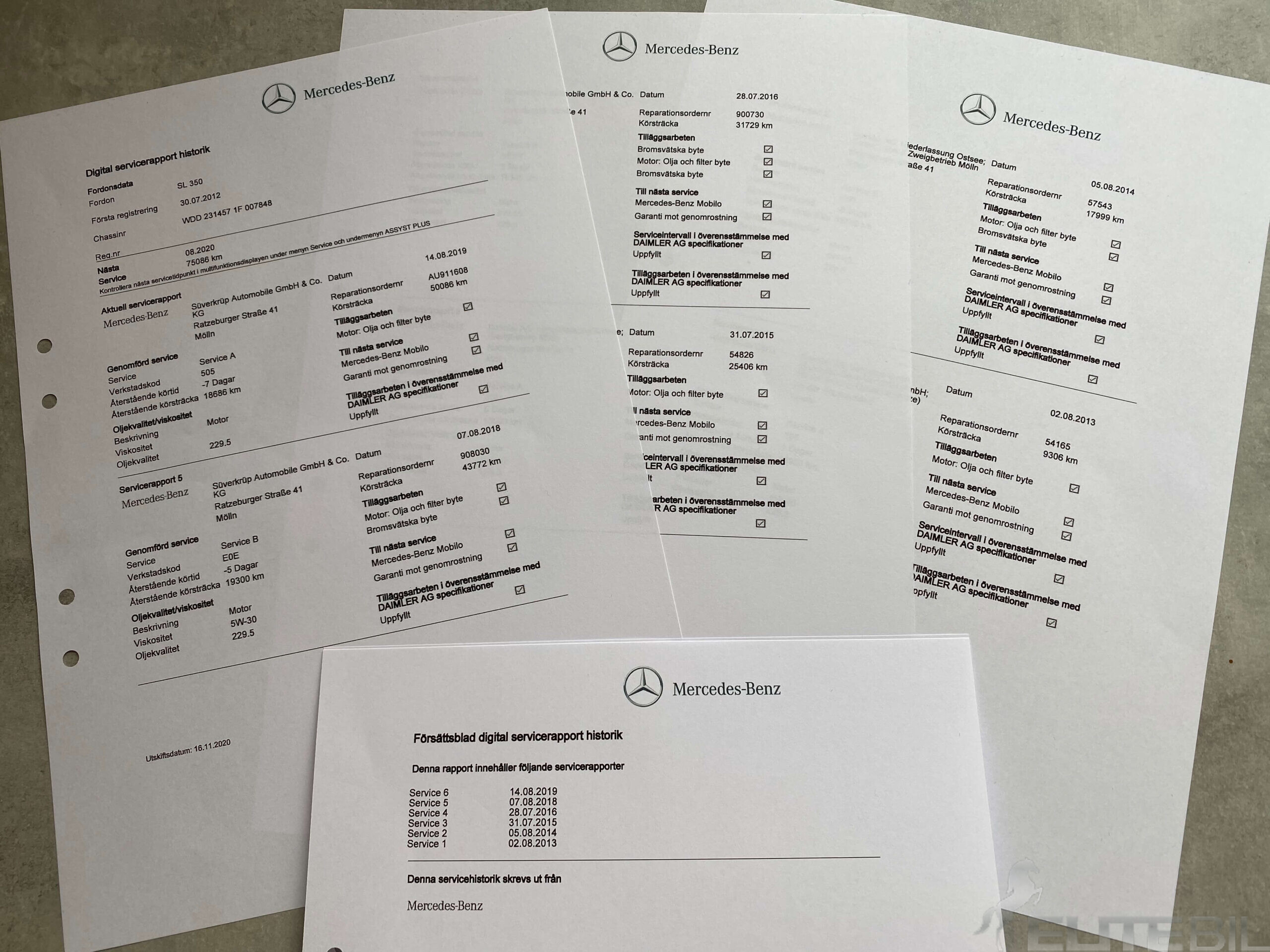 Mercedes-Benz SL 350 7G-Tronic 306hk Bör Ses (20)