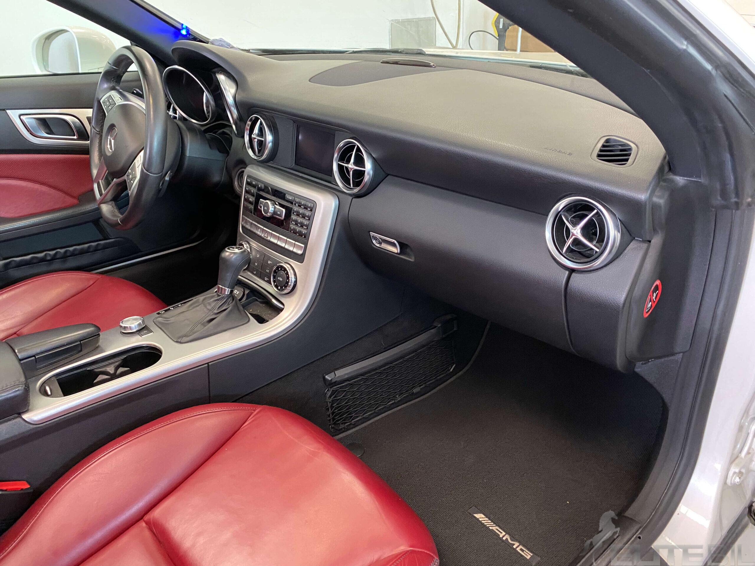 Mercedes-Benz SLK 200 AMG Sport 184hk Sv.Såld BlueEFFICIENC (13)
