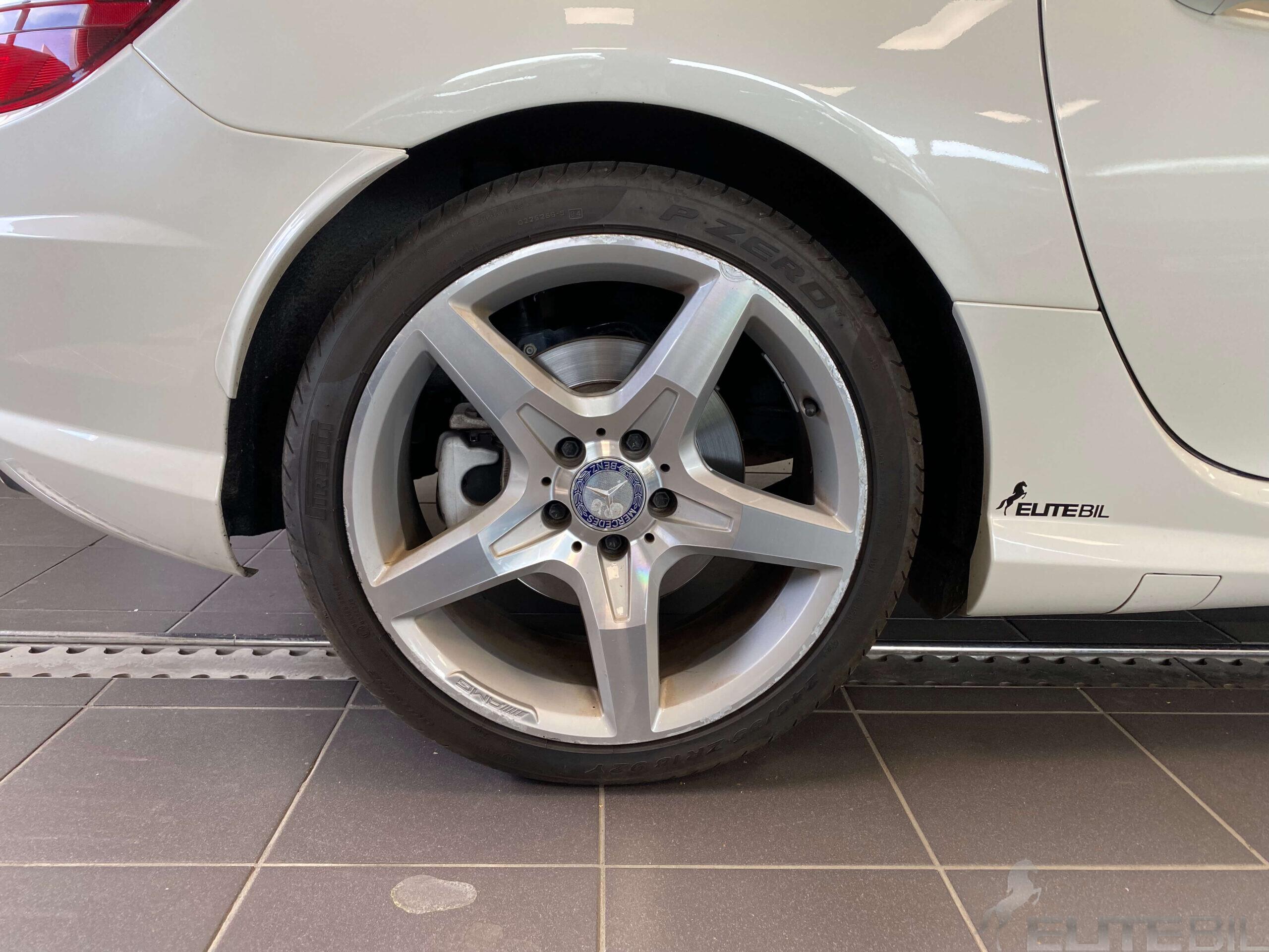 Mercedes-Benz SLK 200 AMG Sport 184hk Sv.Såld BlueEFFICIENC (7)
