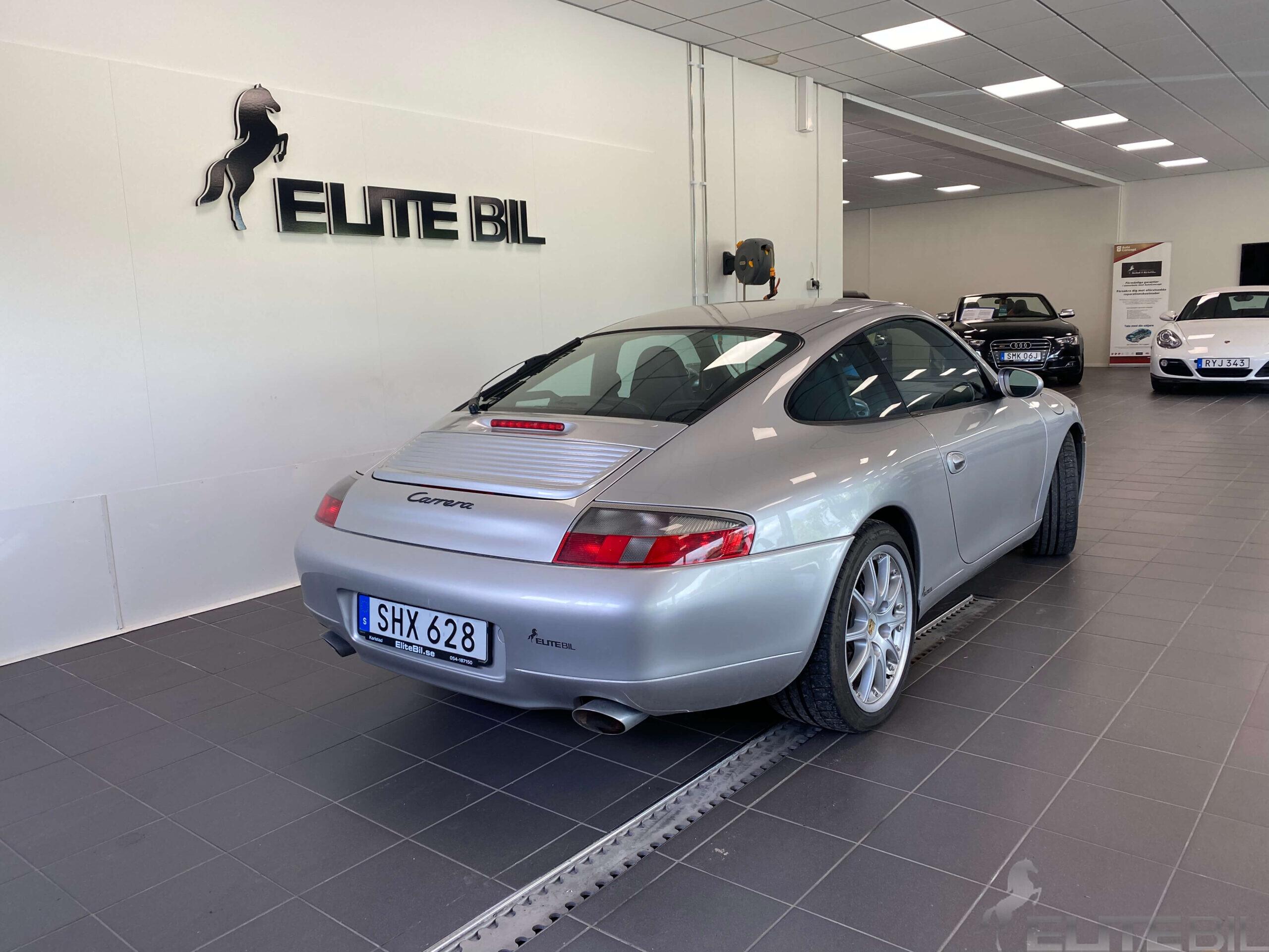 Porsche 911 996 Carrera 301hk Sv.Såld (3)