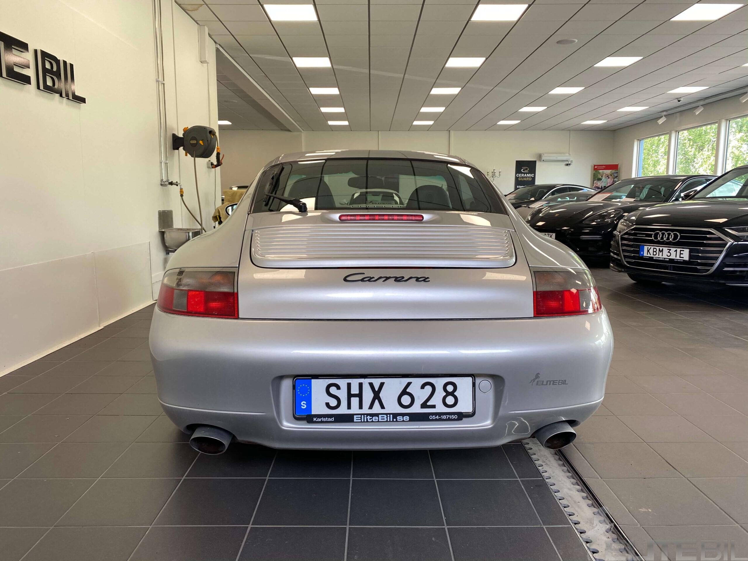 Porsche 911 996 Carrera 301hk Sv.Såld (4)