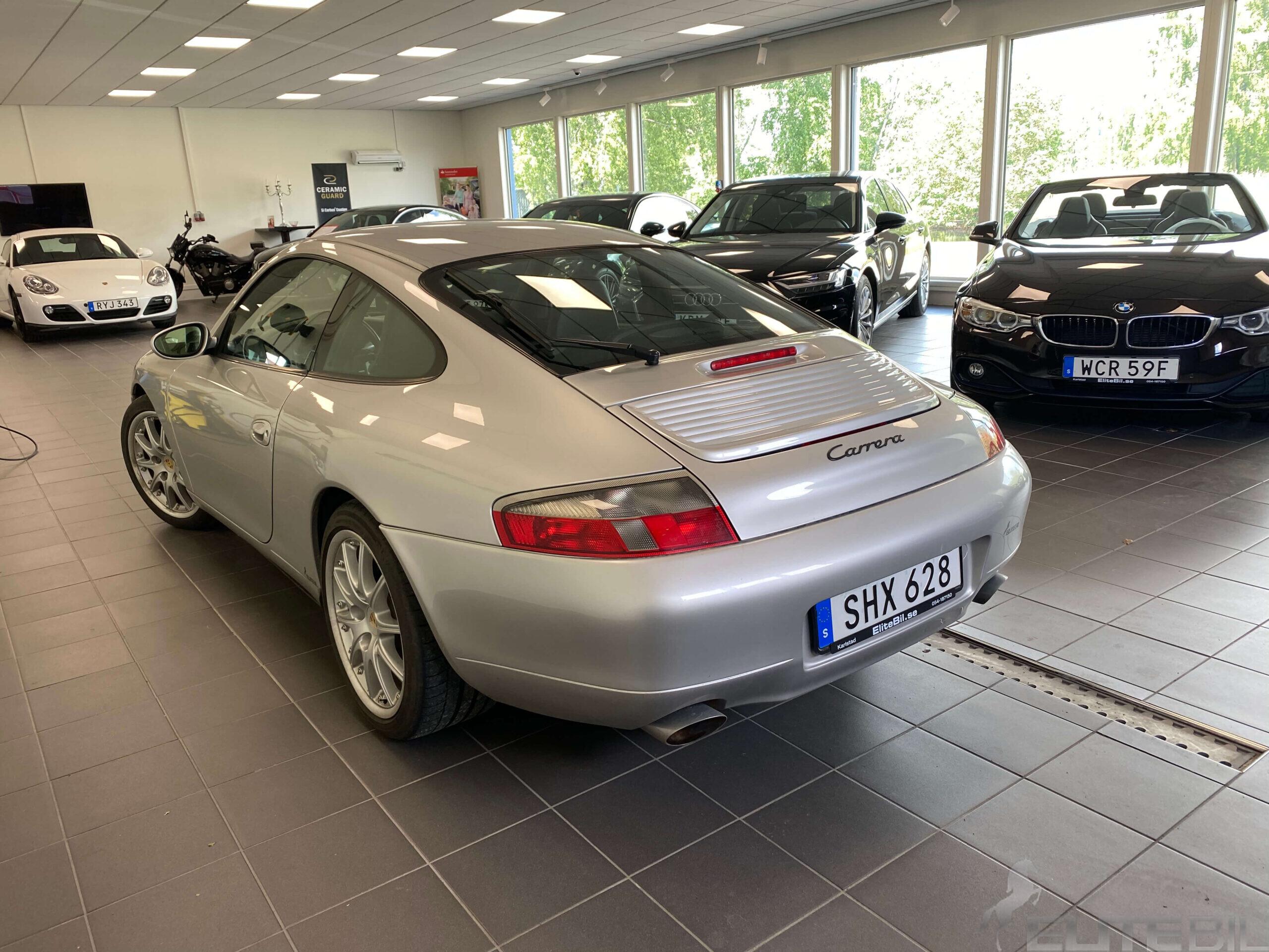 Porsche 911 996 Carrera 301hk Sv.Såld (5)