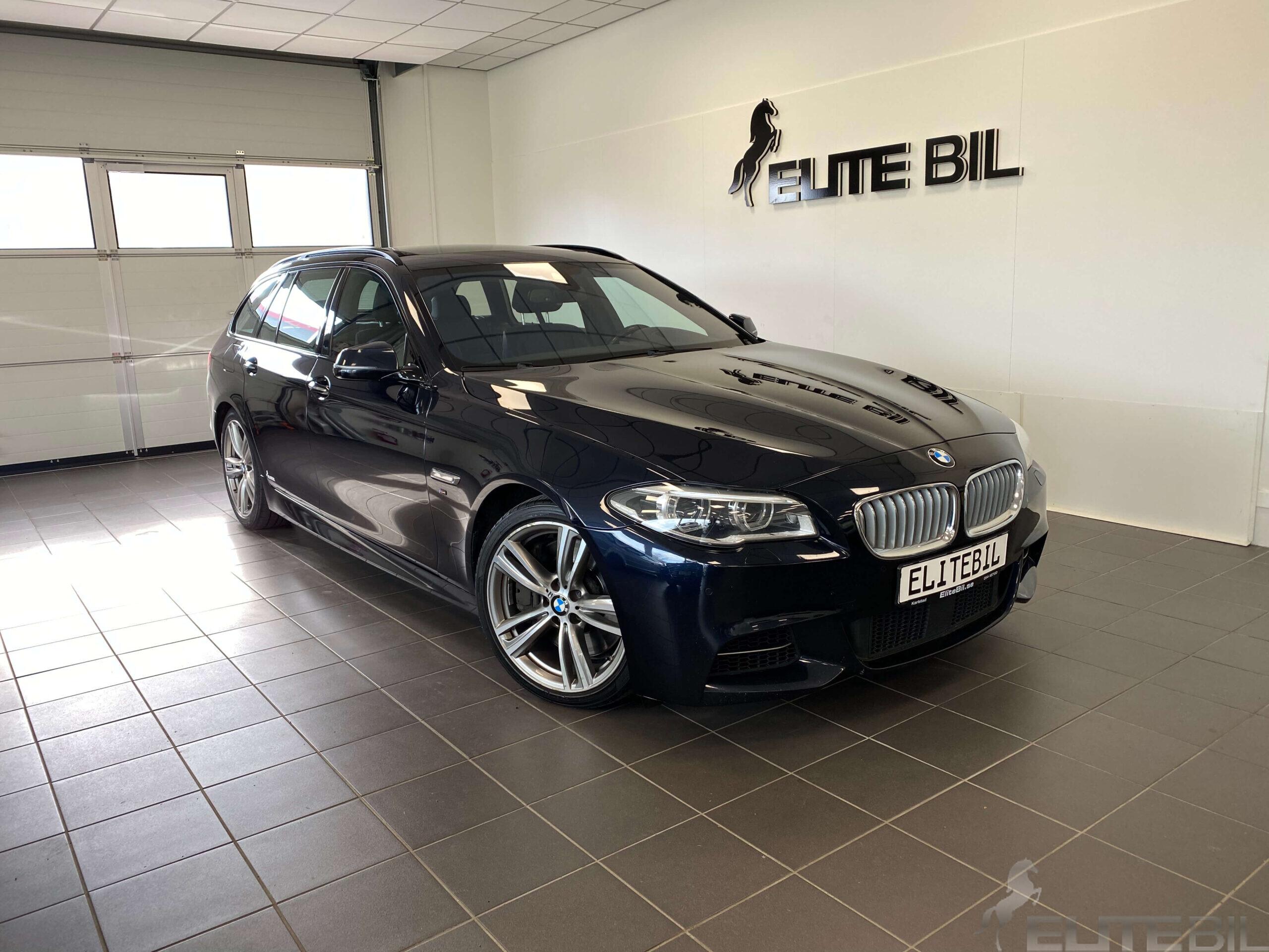 BMW M550 d xDrive 381hk Innovation 2 Business pkt HUD