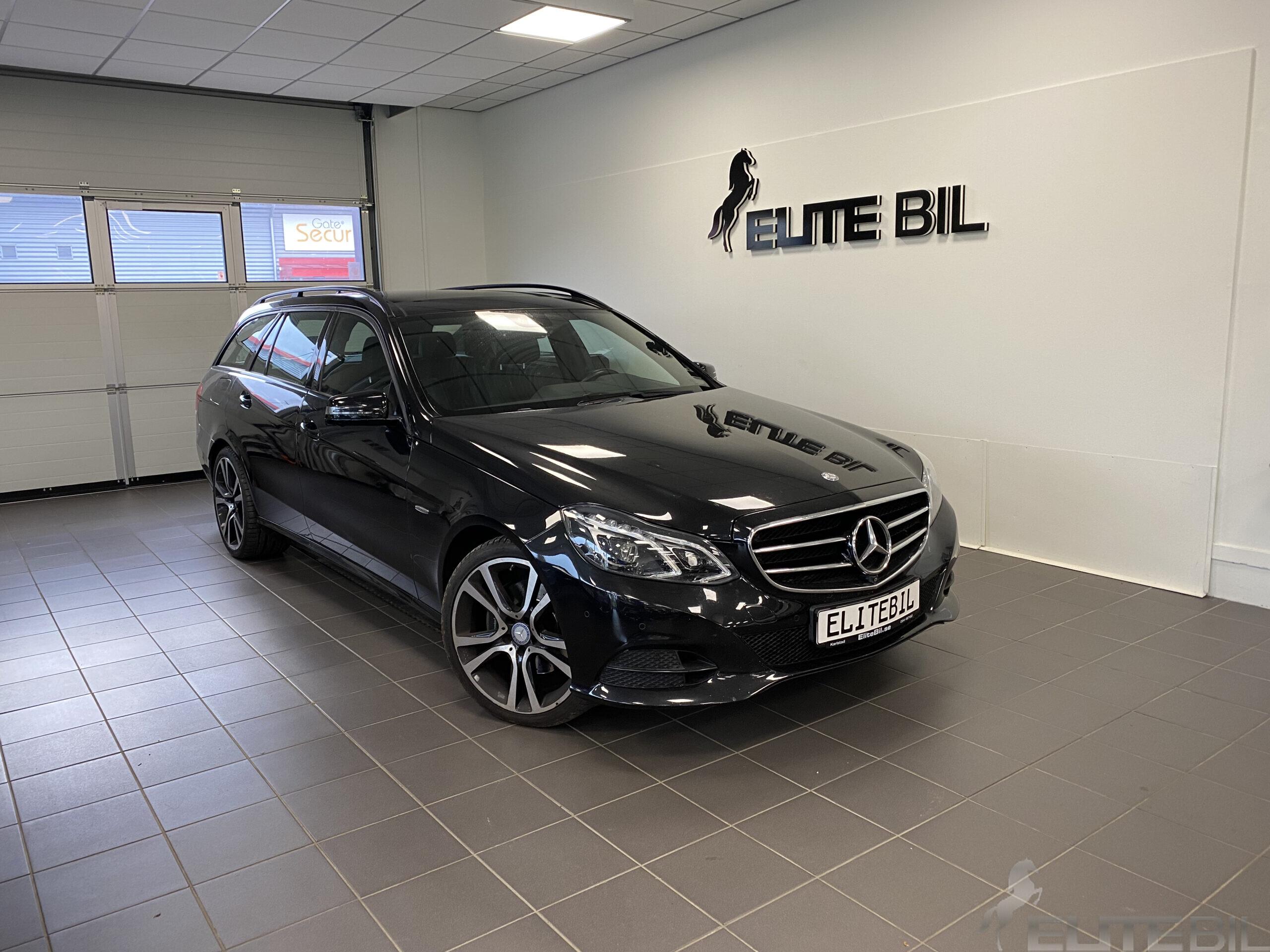 Mercedes-Benz E220cdi 4-Matic Edition E